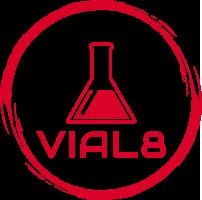 Vial8 Logo